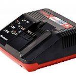 Einhell Souffleur sans fil GE-CL 18 Li E Kit Power X-Change (lithium ion, 18 V, 12000 mn-1, 210 km / h vitesse de l'air , y compris une batterie de 2,0 Ah et chargeur) de la marque Einhell image 1 produit