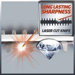 Einhell Taille-haie sans fil GE-CH 1846 Li Kit Power X-Change (lithium ion, 18 V, longueur de coupe de 460 mm, espacement des dents de 15 mm, y compris batterie de 2,0 Ah et chargeur) de la marque Einhell image 2 produit