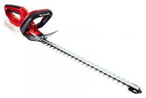 Einhell Taille-haies sur accu GE-CH 1846 Li Solo Power X-Change (18 V, Longueur de coupe 46 cm, Ecartement des dents 15 mm, batterie 1,5 Ah) de la marque Einhell image 0 produit