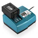 Energup BL1840 18V 4,0Ah Batterie de Remplacement + 1.5A 7.2V~18V Chargeur pour Makita BL1815 BL1830 BL1840 BL1850 LXT400 DC18RA DC18RC de la marque Energup image 5 produit