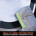 Evolution Disccutter Découpeuse Electrique à matériaux 305 mm 2400 W de la marque Evolution image 5 produit