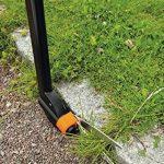 Fiskars 113690 Servo GS46 Cisaille à gazon longue portée avec lame orientable à 360° Longueur 98 cm de la marque Fiskars image 1 produit