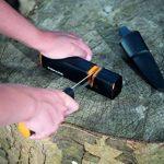 Fiskars Xsharp / 120740 Aiguiseur pour couteaux et haches de la marque Fiskars image 2 produit