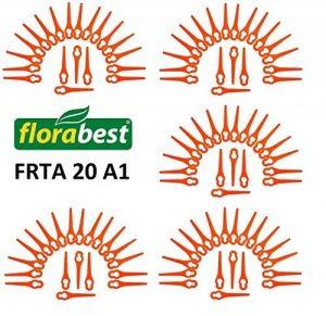 Florabest Lot de 100lames de rechange pour coupe-bordures sans fil Florabest LIDL FRTA 20A1Lidl IAN 282232 de la marque Florabest image 0 produit