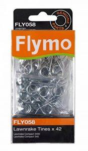 Flymo 620504807001 Dent de rechange FLY058 pour aérateur de la marque Flymo image 0 produit