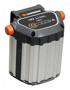 GARDENA 09839-20 Batterie BLi-18V - 2,6 Ah de la marque Gardena image 0 produit