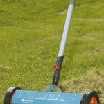Gardena 339520 Scarificateur sur roues combisystem, Noir de la marque Gardena image 2 produit