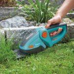 Gardena 889720 Kit cisaille/taille buisson sur accu ComfortCut, Noir de la marque Gardena image 2 produit