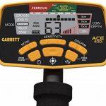 Garrett - Détecteur De Métaux Ace 400 i avec 3 Accessoires Inclus (casque audio, protège disque, protège pluie boîtier) de la marque GARRETT image 1 produit