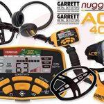 Garrett - Détecteur De Métaux Ace 400 i avec 3 Accessoires Inclus (casque audio, protège disque, protège pluie boîtier) de la marque GARRETT image 2 produit