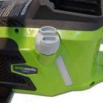 Greenworks Tools 20077 40cm Tronçonneuse sans fil 40V Lithium-ion (sans batterie ni chargeur) de la marque Greenworks Tools image 2 produit