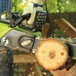 Greenworks Tools 20077 40cm Tronçonneuse sans fil 40V Lithium-ion (sans batterie ni chargeur) de la marque Greenworks Tools image 5 produit