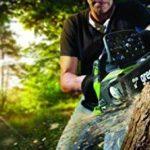 Greenworks Tools 20077 40cm Tronçonneuse sans fil 40V Lithium-ion (sans batterie ni chargeur) de la marque Greenworks Tools image 6 produit