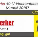 Greenworks Tools 20157 20cm Elagueuse sur perche sans fil 40V Lithium-ion (sans batterie ni chargeur) de la marque Greenworks Tools image 3 produit