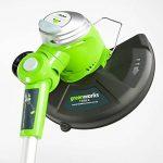 Greenworks Tools 21107 30cm Coupe-bordure sans fil 40V Lithium-ion (sans batterie ni chargeur) de la marque Greenworks Tools image 1 produit