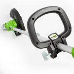 Greenworks Tools 21107 30cm Coupe-bordure sans fil 40V Lithium-ion (sans batterie ni chargeur) de la marque Greenworks Tools image 2 produit