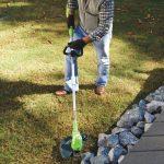 Greenworks Tools 21107 30cm Coupe-bordure sans fil 40V Lithium-ion (sans batterie ni chargeur) de la marque Greenworks Tools image 4 produit