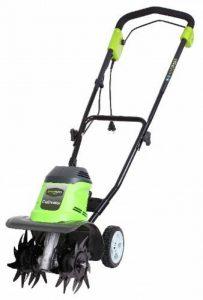 Greenworks Tools 27017 950W Motobineuse électrique de la marque Greenworks Tools image 0 produit