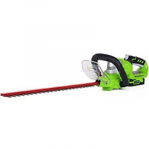 Greenworks Tools Taille-haie 57cm sans fil 24V (sans chargeur ni batterie) - 2200107 de la marque Greenworks Tools image 0 produit