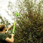 Greenworks Tools Taille-haie télescopique sans fil 51cm 40V Lithium-ion (sans batterie ni chargeur) - 22147T de la marque Greenworks Tools image 3 produit