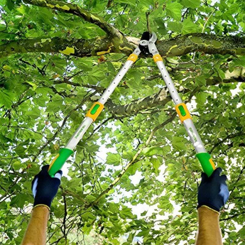 Le meilleur comparatif de cisaille taille haie pour 2018 outillage de jardin - Cisaille pour couper branches ...