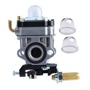 HIPA 12300057730 Carburateur et Pompe d'Amorçage pour Coupe-bordures Echo PAS-2601 PE-2601 SRM-2601 SRM-2610 # WYJ-192 de la marque HIPA image 0 produit