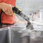 Karcher 15124050 SC4 Nettoyeur Vapeur Jaune/Noir 48,7 x 29,5 x 29,9 cm de la marque Karcher image 5 produit