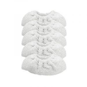 Karcher Jeu de 5 bonnettes pour le sols pour nettoyeurs vapeur réf 6.370-990.0 de la marque Kärcher image 0 produit