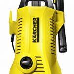 Kärcher K 2 Nettoyeur haute pression (1400W, 110bars, 360l/h), Noir/jaune, K 2 Full Control Home 1400 wattsW de la marque Karcher image 1 produit