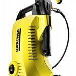 Kärcher K 2 Nettoyeur haute pression (1400W, 110bars, 360l/h), Noir/jaune, K 2 Full Control Home 1400 wattsW de la marque Karcher image 2 produit