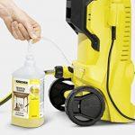 Kärcher K 2 Nettoyeur haute pression (1400W, 110bars, 360l/h), Noir/jaune, K 2 Full Control Home 1400 wattsW de la marque Karcher image 5 produit