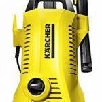 Kärcher K 2 Nettoyeur haute pression (1400W, 110bars, 360l/h), Noir/jaune, K 2 Premium Full Control Home 1400 wattsW de la marque Karcher image 1 produit