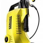 Kärcher K 2 Nettoyeur haute pression (1400W, 110bars, 360l/h), Noir/jaune, K 2 Premium Full Control Home 1400 wattsW de la marque Karcher image 2 produit