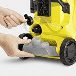 Kärcher K 2 Nettoyeur haute pression (1400W, 110bars, 360l/h), Noir/jaune, K 2 Premium Full Control Home 1400 wattsW de la marque Karcher image 4 produit
