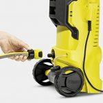 Kärcher K 2 Nettoyeur haute pression (1400W, 110bars, 360l/h), Noir/jaune, K 2 Premium Full Control Home 1400 wattsW de la marque Karcher image 5 produit