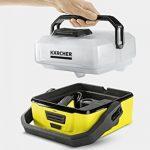 Kärcher OC 3Mobile Outdoor Cleaner, impression nettoyant avec batterie d'ion de lithium et réservoir d'eau pour mobile, 1.680-000.0 de la marque Karcher image 1 produit