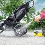 Kärcher OC 3Mobile Outdoor Cleaner, impression nettoyant avec batterie d'ion de lithium et réservoir d'eau pour mobile, 1.680-000.0 de la marque Karcher image 4 produit