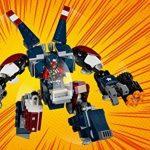 LEGO - 76077 - Marvel Super Heroes - Iron Man : L'attaque de detroit Steel de la marque Lego image 6 produit