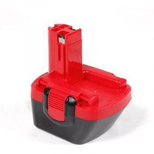 LENOGE 12V 3.0Ah NI-MH Visseuse Remplacement Batterie pour BOSCH BAT043 22612 3360 3455 32612 3360K 3455-01 BAT043 BAT045 BAT046 BAT049 BAT139 2607335274 2607335709 2609200306 Exact 700 PSB 12VE-2 GBH de la marque LENOGE image 0 produit