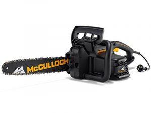 McCulloch CSE 2040 Tronçonneuse Électrique à fil 2000 W Guide 40 cm de la marque McCulloch image 0 produit
