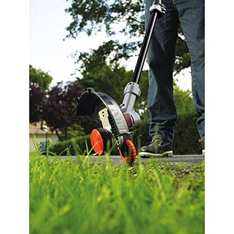 Meilleur comparatif coupe bordure sans fil black et decker pour 2018 outillage de jardin - Coupe bordure black decker sans fil lithium ...