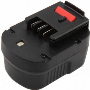 Mitsuru® 2000mAh Ni-MH 12V Batterie pour Black & Decker HP Series HP12K , remplace Black & Decker A12-XJ A12EX A1712 FS120B FSB12 HPB12 A12 FS120B de la marque Mitsuru® image 0 produit