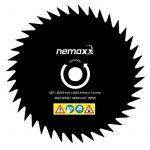 Nemaxx MT62 5en1 Outil de jardin débroussailleuse - multitool moteur puissant à deux temps avec 52ccm, 3.0 hp - accessoires pour débroussailleuse, coupe-herbes, taille-haie, scie à chaîne et scie circulaire de la marque Nemaxx image 6 produit