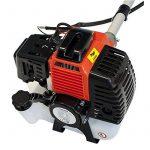 Nemaxx MT62 5en1 Outil de jardin débroussailleuse - multitool moteur puissant à deux temps avec 52ccm, 3.0 hp - accessoires pour débroussailleuse, coupe-herbes, taille-haie, scie à chaîne et scie circulaire de la marque Nemaxx image 3 produit