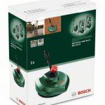 Nettoyeur de terrasse LUXUS PC 2 pour nettoyeur haute pression Aquatak Bosch F016800357 de la marque Bosch image 1 produit