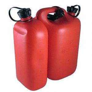 Oregon 562407Rouge combi-can, 5l de carburant et 3l d'huile de la marque Oregon Scientific image 0 produit