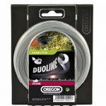 Oregon Duoline 533742Fil de coupe pour coupe-bordure pour couper le gazon et les mauvaises herbes de la marque Oregon Scientific image 1 produit