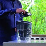 Polti Unico MCV20 MULTIFLOOR, Aspirateur sans sac Multicyclonique Nettoyeur Vapeur, Pression 4 Bars, 80 g/min de la marque Polti image 4 produit