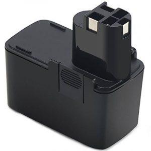 POWERAXIS NI-MH 12V 3000mAh Visseuse Remplacement Batterie pour BOSCH 2 607 335 039 2 607 335 054 2 607 335 055 2 607 335 071 PSR 120 PSR 12 VES-2 PSR 12 VE PSR 12 V PSB 12 VSP-2 PDR 12 V GSR 12 VPE-2 GSR 12 VET de la marque POWERAXIS image 0 produit