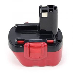 POWERGIANT 12V 3000mAh NIMH Batterie pour Bosch BAT043 BAT045 BAT049 22612 3360 3455 Exact 700 GSB 12 VE-2 GSR 12-2 GSR 12-1 GSR 12 VE-2 Bosch PSR 12VE-2 PSB 12 VE-2 PSB 12VE-2 GSB 12VE-2 GSR 12VE-2 2 de la marque POWERGIANT image 0 produit